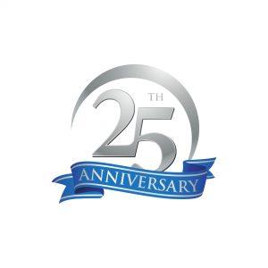 icone du 25e anniversaire (historique)