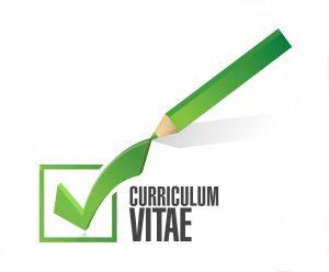 Curriculum vitae (design)