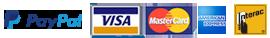 Modes de paiement électronique acceptés